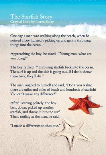 starfish-story